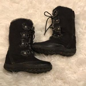 Girls Nine West Winter Boot SIZE 2